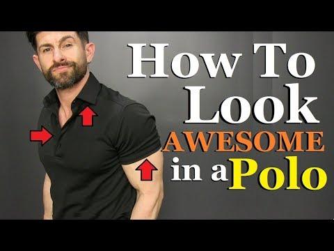 4051f8e5a80c1 How to Look STUDLY Wearing a Polo!   5 Secret Polo Tips - I Am Alpha M