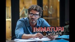 Immaturi -  la serie anticipazioni quinta puntata