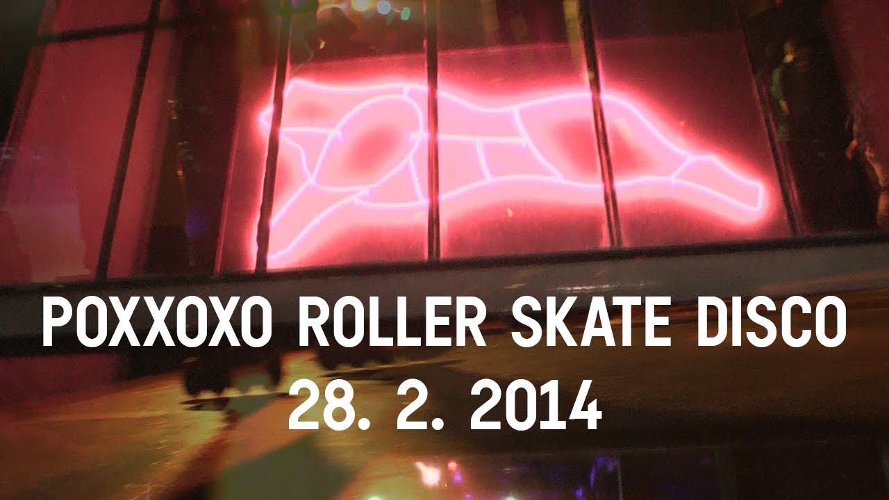 Poxxoxo Roller Skate Disco. MeetFactory fe8b12fcd6c