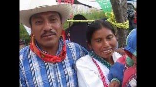 EN LA SIERRA DE OAXACA SAN JOSE Y SAN ANTONIO MONTE VERDE