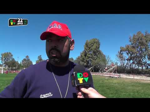 Encuentro de Rugby en la Lobería