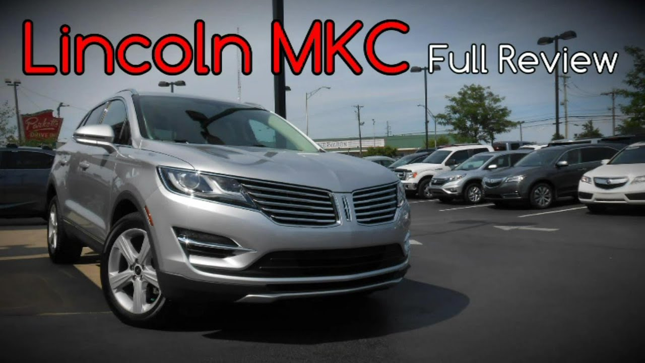 2017 lincoln mkc full review premiere select reserve black label youtube. Black Bedroom Furniture Sets. Home Design Ideas