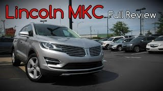 2017 Lincoln MKC: Full Review | Premiere, Select, Reserve & Black Label