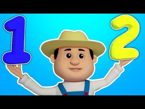 numeri di song   imparare i numeri   contando i numeri   rime per i bambini  Numbers Song