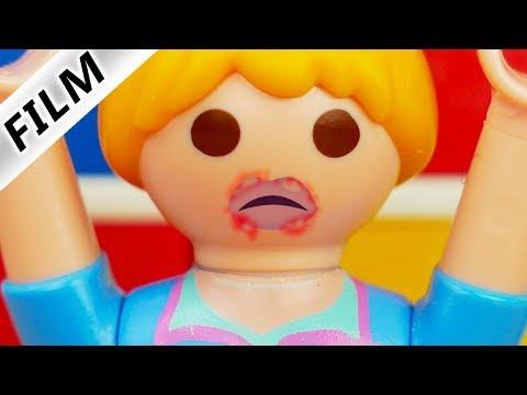 Playmobil Film deutsch | HANNAH HAT HERPES - Durch Küssen mit Philipp? Kinderfilm Familie Vogel