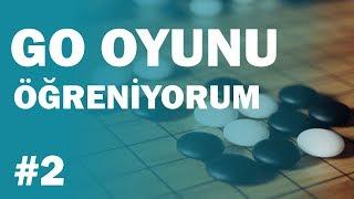Go Oyunu - Öğreniyorum #2 (Nefes Kuralı ve Atari Go)