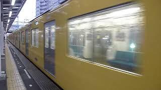 西武2000系2079F西武池袋線回送 小手指駅発車