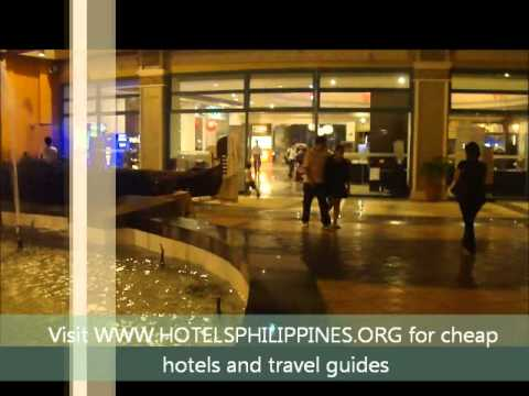 Venice Piazza, McKinley Hill, Taguig City - Attractions, Sights and Views