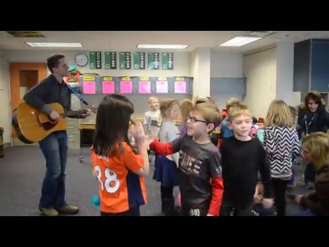 Teaching Music to Students with Special Needs-  Hello Friends
