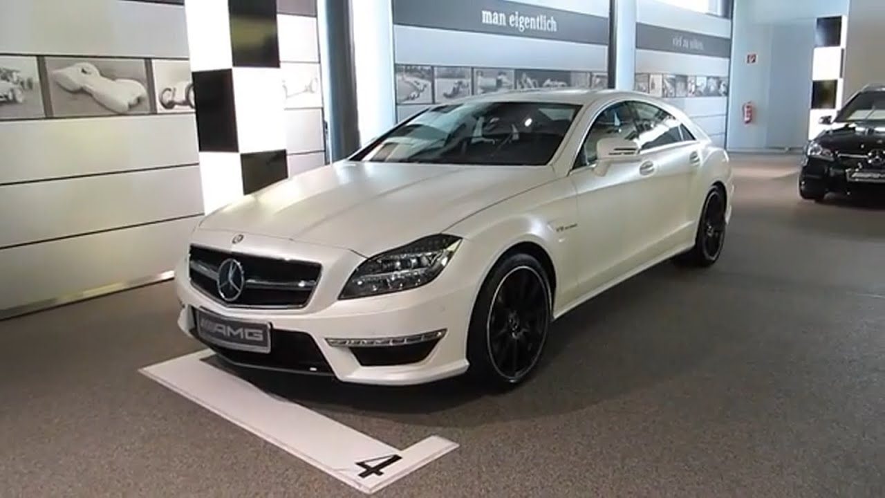 2015 mercedes benz cls 63 amg s v8 biturbo youtube - Mercedes Amg Cls63 2015