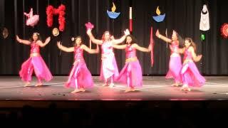 Diwali 2017  dance performance at Maharashtra Mandal Atlanta