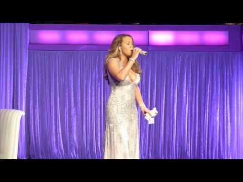 Mariah Carey - Always Be My Baby (Gibson Amphitheatre)HQ