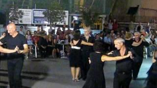 Cha cha cha ,en Villarejo de Salvanes,fiestas 2009