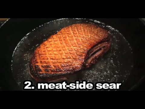 How To Cook A Duck Breast