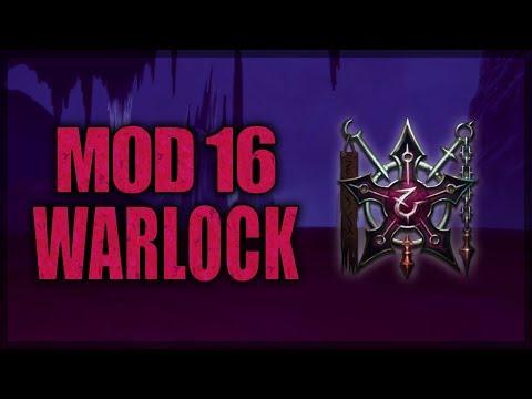 Neverwinter Mod 16 Warlock Class Overview
