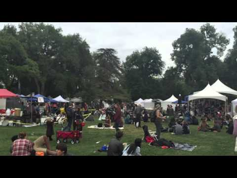 Whole Earth Festival Pano at UC Davis 2016