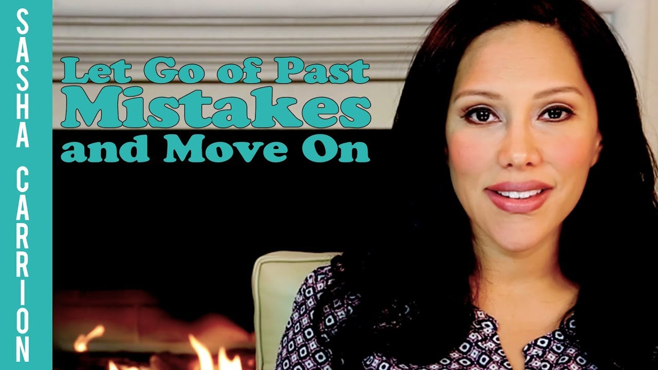 how to let go of him and move on