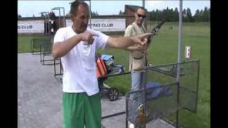 Как стрелять по тарелочкам или Спортинг / уроки стрельбы или как и зачем брать упреждение/