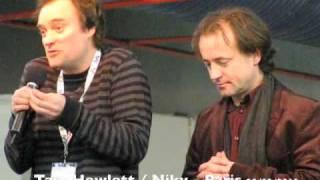 SciFi Convention - David Hewlett & David Nykl - Q&A 1