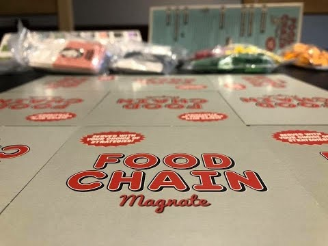 Food Chain Magnate - Teach