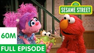 Elmo Teaches Abby to Pretend | Sesame Street Full Episode