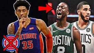 Christian Wood Just DESTROYED The Detroit Pistons Rebuild...(NBA News)
