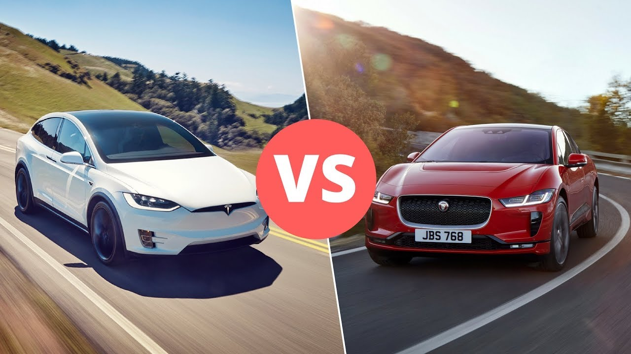 Tesla Model X vs Jaguar I-Pace - Three Flaws Make ALL the Difference