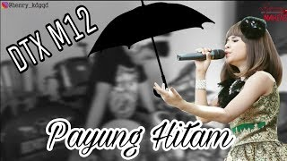 Cover Kendang Payung Hitam Tasya Rosmala Versi Jaipong DTX M12 by Henry KDGQD
