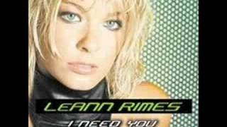 Watch Leann Rimes I Believe In You video