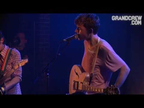 """Born Ruffians - """"I Need A Life"""" live @ La Maroquinerie, Paris"""