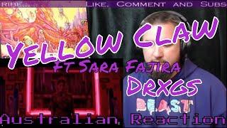 Download lagu Yellow Claw ft.  Sara Fajira - Drxgs