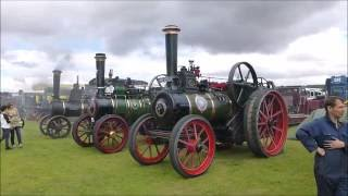 Lincoln Steam  And Vintage Rally 2016