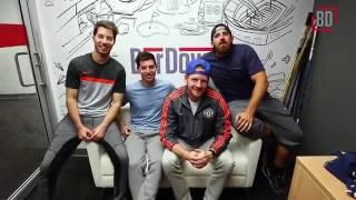 Dude Perfect: TSN Office Challenge