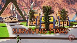 Surviving Mars - Первый марсианин! #5