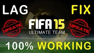 *UPDATED* FIFA 15 LAG FIX FOR LOW END PC ǁ WINDOWS 7/8/10 WORKING 100% ǁ GAME HOME