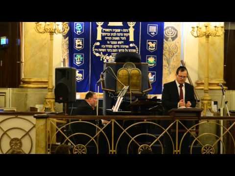 החזן צבי וייס - אב הרחמים - קהילות הקודש Cantor Tzvi Weiss