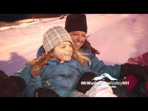 Ski North Conway, New Hampshire 2016/2017