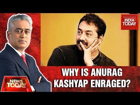 Anurag Kashyap Exclusive On JNU Violence; Hits Out At Modi, Shah | News Today With Rajdeep