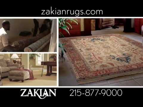 Zakian Oriental Rug Cleaning and Sales
