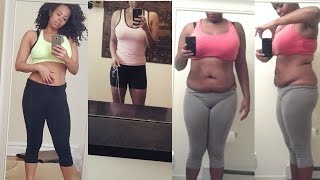 SIZE 13 TO SIZE 6 | Inspirational Weight Loss Journey Q&A | BEFORE & AFTER Pics + Video | tastePINK