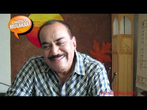 Chitralekha Chhoti Si Mulakaat with Shivaji Satam - Part 1