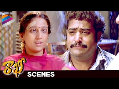 NTR gets Emotional with his Sister | Rakhee Telugu Movie Scenes | Ileana | DSP | Telugu Filmnagar