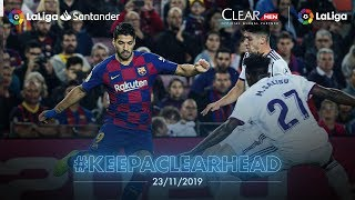 Suárez saves FC Barcelona and Aspas bags brace - the best of LaLiga Matchday 14