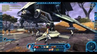 Star Wars: The Old Republic - Trooper Part 6 [Longplay] [HD 1080p]