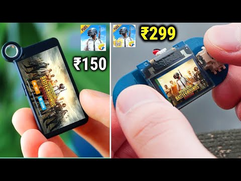 6 PUBG | FREEFIRE GAMING MOBILE GADGETS INVENTION | MIND BlOWING GAMING TECHNOLOGY