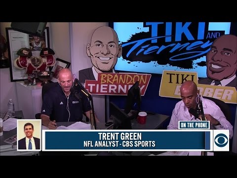 Trent Green joins Tiki & Tierney