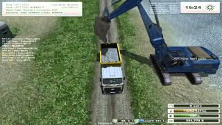 Как я играл на карте Самара Волга 2 в Farming Simulator 2013