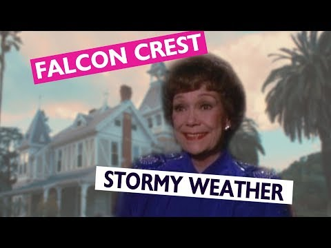 Falcon Crest: Highlights From Stormy Weather (S7E17)