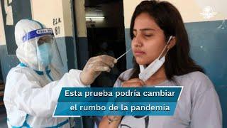La OMS dice que la prueba, de bajo costo, será ampliamente distribuida en países con pocos recursos, incluidos muchos de América Latina