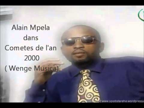Alain Mpela Chante  Best Vocals Mix